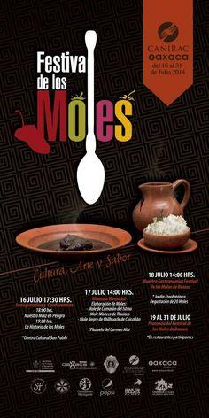 Festival de los Moles, July 16-31, 2014