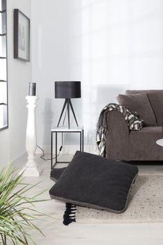 Zuiver Designer Table Lamp Tripod Table Black