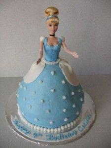Cinderella Cake & Party Ideas