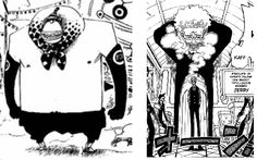 OP Birthdays! Today is the one of Hamburg, member of Foxy's Pirates, and Jerry, member of CP 6! #OnePiece #Birthdays #Hamburg #Jerry One Piece Birthdays, Pirates, Art, Hamburg, Art Background, Kunst, Performing Arts, Art Education Resources, Artworks