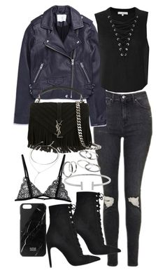 A fashion look from October 2016 featuring Zara jackets, Topshop jeans and Givenchy camis. Browse and shop related looks. A fashion look from October 2016 featuring Zara jackets, Topshop jeans and Givenchy camis. Browse and shop related looks. Edgy Outfits, Fall Outfits, Fashion Outfits, Fashion Mode, Womens Fashion, Fashion Trends, Ropa Teen Wolf, Topshop Jeans, Zara Jeans