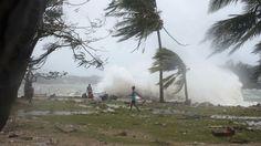 INTERVIEW - Spécialiste du climat et des cyclones et chercheur au CNRM-GAME*, Fabrice Chauvin explique qu'il est impossible d'attribuer un évènement en particulier au réchauffement climatique, comme l'a fait le président des Vanuatu à propos de Pam, qui vient de dévaster son pays.