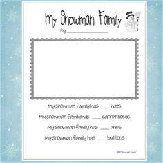 Miss Kindergarten's packet