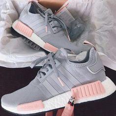 adidas Originals NMD - grau pink/ grey pink // Foto: jacjacjacinta