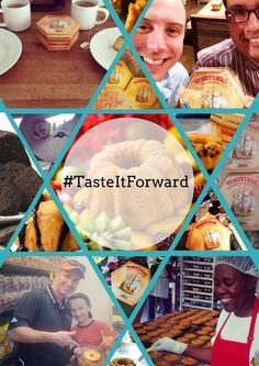 #TasteItForward! Buy one 16oz #TortugaRumCake, get one 50% off when you use code TASTEITFORWARD. Valid through August 31, 2014. Shop Now: www.tortugarumcakes.com #RumCake #PayItForward