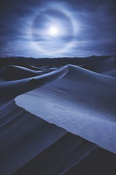 Halo, Death Valley, Carifornia, by Michael Bollino, on 500px.