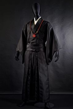 haute couture fashion Archives - Best Fashion Tips Male Kimono, Black Kimono, Japanese Costume, Japanese Kimono, Oriental Dress, L5r, Cool Outfits, Fashion Outfits, Inspiration Mode