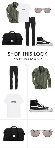 """Out Of Town Boy"" by mrsunglasses on Polyvore featuring Paul Smith, Vans, John Varvatos, men's fashion and menswear"