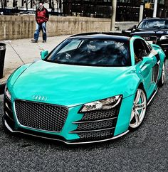 tiffany color audi