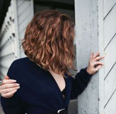 another view of possible spring hair? long curly bob – Miss Locko - Perm Hair Styles Long Curly Bob, Thick Curly Hair, Short Wavy Hair, Curly Hair Cuts, Curly Hair Styles, Curly Lob, Curly Inverted Bob, Wavy Lob, Short Hair