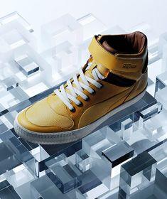 2933f103d PUMA Black Label - Alexander McQueen  PUMA  PUMAstyle Tipos De Zapatos