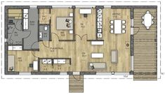 Floor Plans, Layout, How To Plan, House, Sims 4, Home Architecture, Houses, Page Layout, Home