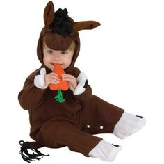 I've always loved horses since my first pony ride so it is no surprise I like anything relating to horses, even horsey costumes. So when I was asked to find some fun animal costumes, horse ones were on the top of my list. Kids Horse Costume, Horse Costumes, Animal Costumes, Baby Costumes, Halloween Costumes Party City, Toddler Halloween Costumes, First Halloween, Halloween Ideas, Halloween Decorations