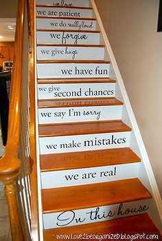 stairs that lead to an unfinished attic, design d cor, stairs, This is how I want my steps to look