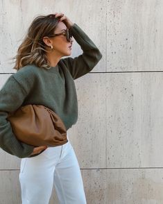Casual Winter Outfits, Fall Outfits, Kim Kardashian, Nude Color, Outfit Posts, What I Wore, Her Style, Casual Looks, Favorite Color