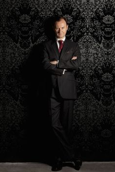 Sherlock Season 2 || Mycroft Holmes
