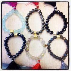 Beatrice bracelets