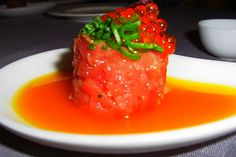 Tuna tartare - Comerc 24 - Barcelona