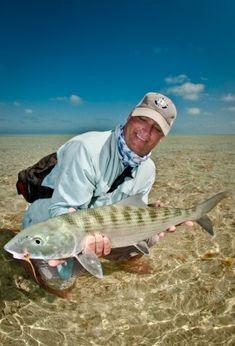 Bonefish on the Brain good blog for bonefishing and othere saltwater fishing.