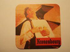 Sous-Bock KRONENBOURG (3) Sous Bock, Ebay, Beer Glassware