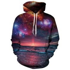 YuanYan Hoodie Men 3D Prints Pullover Jumpers Cotton Patterned... ( 16) ❤ bbc3cdaa27