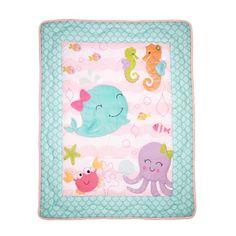 Amazon.com : Sea Sweeties 3 Piece Baby Crib Bedding Set by Belle : Baby