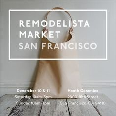 Image of specialty dry goods at Remodelista SF/Heath