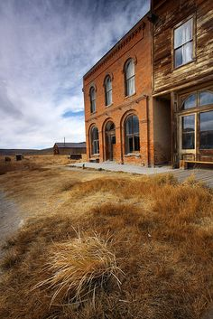 Dechambeau Hotel and I.O.O.F. Buildings, Bodie State Park