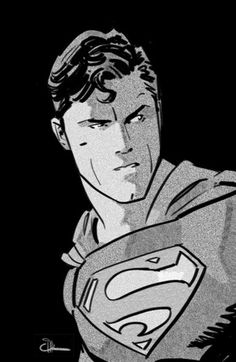 "Superman by Evan ""Doc"" Shaner"