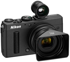 Nikon Coolpix A camera now shipping, currently in stock