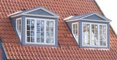 House Roof Design, Loft Room, Attic Design, Maine House, Second Floor, My Dream Home, Facade, House Plans, New Homes