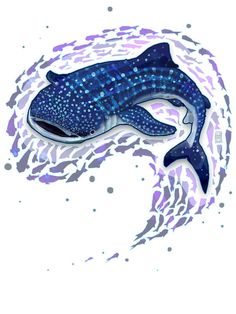 Whale Shark by stormful