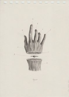 The Colombian artist Juan Osorno creates very minimal and clean surreal portraits using just a pencil. And the result is super stunning. Collage Design, Collage Art, Art Bizarre, Art Sketches, Art Drawings, Surrealism Drawing, Illustration Art, Illustrations, Psy Art