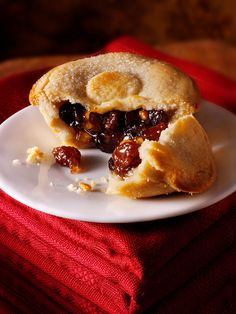 Traditional Christmas Mince Pies - Mommy's favorite.