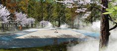 Gallery - Famen Temple Zen Meditation Center Winning Proposal / OAC - 7