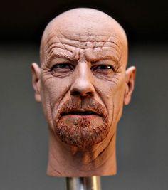 Breaking Bad's Walter White Action Figures