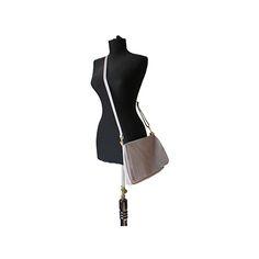 Cora Italian Light Grey Leather Cross Body Satchel BagCora Italian Light Grey Leather Cross Body Satchel Bag - £64.99 Cross Body Satchel, Grey Leather, Italian Leather, Leather Crossbody Bag, Luxury, Mini, Bags, Women, Fashion
