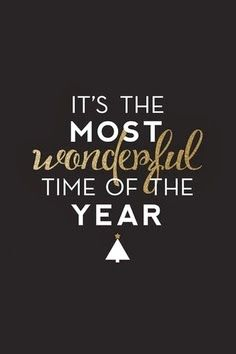 It's the most wonderful time of the year! #christmas #holidays #jinglebells