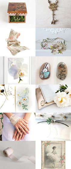 natural Beauty by FrenchPaperMoon on Etsy--Pinned+with+TreasuryPin.com