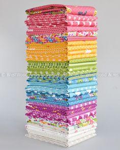 Westwood Acres Fabric — Meadowbloom Fat Quarter Bundle