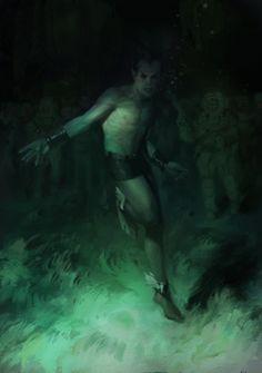 Namor by Daniel Clarke