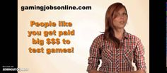Video Game Tester Jobs, WOW! Get Paid To Test Games