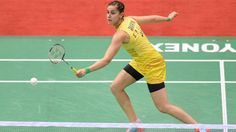 Sindhu espera de nuevo a Carolina Marín en los cuartos de final de Singapur | Marca.com http://www.marca.com/otros-deportes/2017/04/13/58ef6bb546163fab458b45cb.html