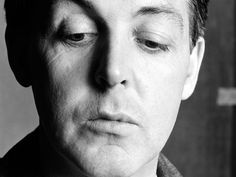 """""""I don't wake up every day with a hole in my heart, but there's a tinge of sadness. I mean how do you cope with losing those close to you? I've lost both my parents, lost George, lost John, lost Linda. All I tend to do is remember the great stuff and that helps."""" - Paul McCartney"""