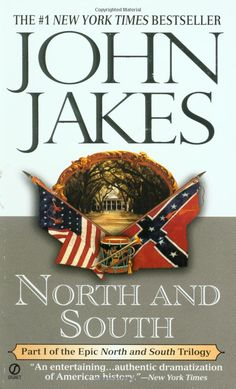Amazon.com: North and South (North and South Trilogy Part One) (9780451200815): John Jakes: Books