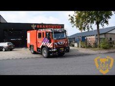19-09-2017 TS 06-7632 en TS-NB 06-7642 prio 1 naar vrachtwagenbrand op d...