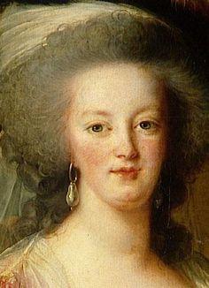 la reina María Antonieta de Francia