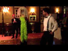 Cajun Wedding Broom Dance