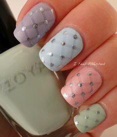 15 Easy Manicure Ideas for Easter  Ashley Brooke Nicholas