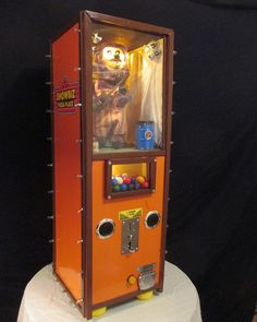 Showbiz Pizza Place Machine Animatronic by StarliteAmusements